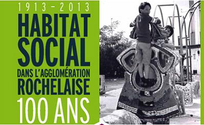 illustration de Foire Exposition de La Rochelle : zoom sur l'habitat social avec la Ville et l'Agglomération du 30 août au 8 septembre 2013