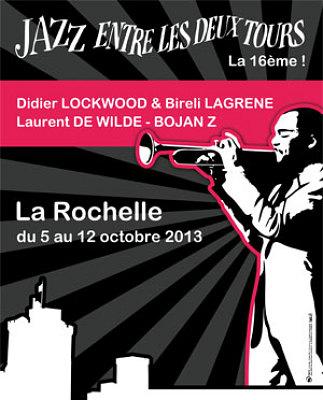 illustration de Dîner-concert Jazz entre les deux Tours à La Rochelle : Djad à l'Entracte, lundi 7 octobre 2013