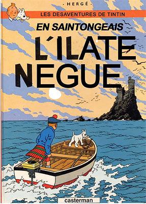illustration de Charente-Maritime - Saintonge : le Tintin en patois saintongeais sera édité en fin d'année 2013 !