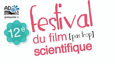illustration de La Rochelle : festival du film (pas trop) scientifique, 12, 13 et 17 octobre 2013