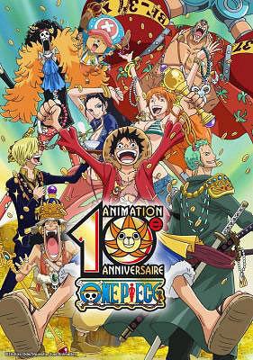 illustration de One Piece : manga-culte et série TV fête ses 10 ans au musée de la Marine de Rochefort 23-28 octobre 2013 et cosplay dimanche !