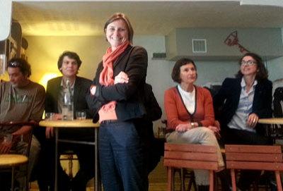 illustration de La Rochelle, primaire socialiste : le 2e café du projet d'Anne-Laure Jaumouillié, vendredi 25 octobre à 18h30