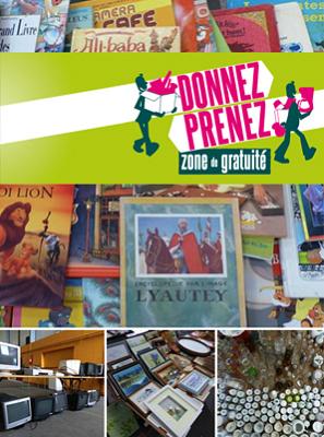 illustration de Charente-Maritime - Vals d'Aunis : donnez-prenez, zone de gratuité à Saint-Jean de Liversay, samedi 23 novembre 2013