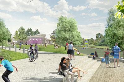 illustration de La Rochelle : évolution du quartier du canal de Rompsay, ateliers-débats, mercredi 27 nov. 2013
