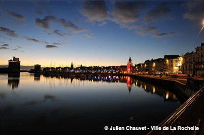 illustration de La Rochelle : plan communal de sauvegarde face au risque vague et submersion, 6-7 janvier 2014