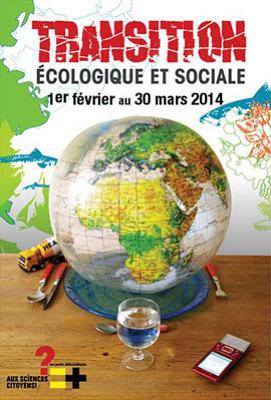 illustration de Exposition au Muséum de La Rochelle : Transition écologique et sociale du 1er février au 30 mars 2014
