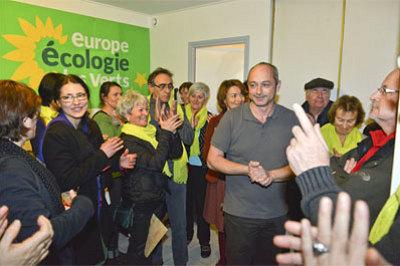 illustration de La Rochelle : réunion publique avec la liste écologiste EELV à Tasdon, samedi 1er février de 10h à 13h