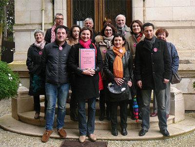 illustration de La Rochelle : calendrier des réunions publiques autour du programme avec Anne-Laure Jaumouillié mars 2014