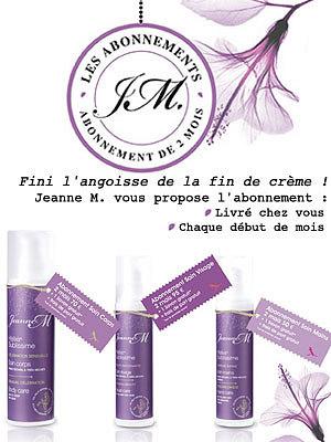 illustration de Nouveauté cosmétique : après les box beauté, découvrez le nouvel abonnement soins de Jeanne M.