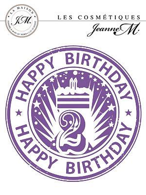 illustration de Créée à La Rochelle ! La marque française de cosmétiques Jeanne M. fête ses 2 ans au mois de mars 2014