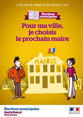 illustration de En Charente-Maritime - Municipales 2014 : une seule liste dans 50 communes de plus de 1000 habitants