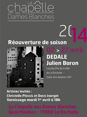illustration de Mois de l'architecture en Charente-Maritime, exposition et rendez-vous à La Rochelle, avril 2014