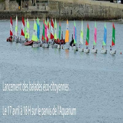 illustration de Ports de La Rochelle : lancement des balades éco citoyennes 2014