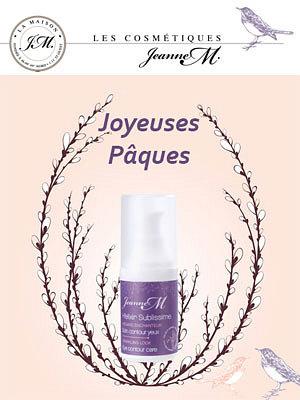illustration de La Rochelle - France : Pâques en beauté, offre spéciale Jeanne M. jusqu'au 21 avril 2014