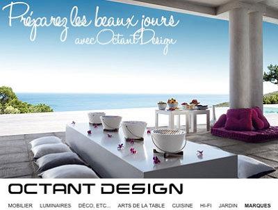illustration de France - La Rochelle : moblier design outdoor 2014, guides et incontournables chez octantdesign.com !