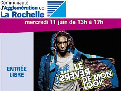 illustration de La Rochelle : zone de gratuité pour les vêtements enfants et adolescents, mercredi après-midi, 11 juin 2014