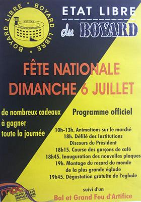 illustration de Ile d'Oléron : fête nationale du Boyard Libre à Boyarville, dimanche 6 juillet 2014