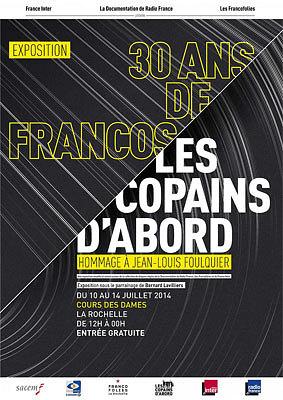 illustration de Francofolies de La Rochelle : 30 ans de Francos, exposition et showcases gratuits  10-14 juillet 2014