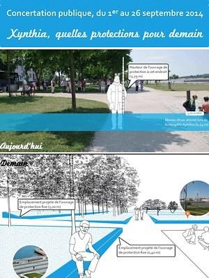 illustration de la Rochelle Gabut - Ville en Bois : après Xynthia, quelles protections pour demain ? Concertation participative 1er-26 septembre 2014
