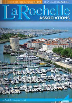 illustration de La Rochelle : utilitaire de rentrée, le guide association 2014-2015 est disponible en PDF