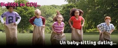 illustration de La Rochelle : baby-sitting dating, parents-jeunes-étudiants, mercredi 10 septembre de 17h à 20h