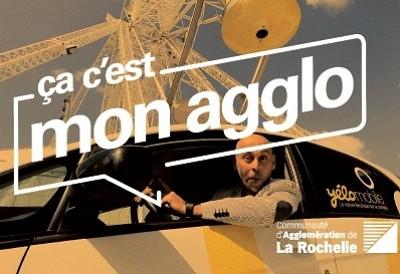illustration de La Rochelle : ça c'est mon agglo, une nouvelle web-série pour décrypter l'intercommunalité