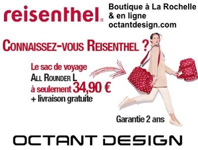 illustration de La Rochelle shopping : tout Reisenthel au centre-ville et sur internet !