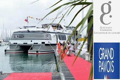 illustration de Grand pavois de La Rochelle : déjeunez à bord de l'Espérance avec Grégory Coutanceau du 17 au 22 septembre 2014