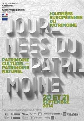 illustration de Journée du patrimoine à La Rochelle : demandez le programme ! Samedi 20 et dimanche 21 septembre 2014
