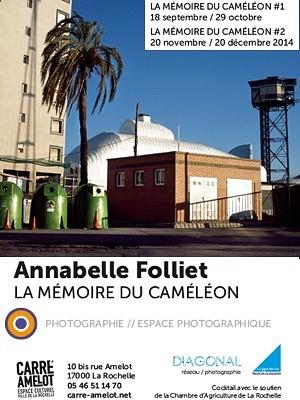 illustration de Photographies à La Rochelle : La Mémoire du Caméléon, exposition au Carré Amelot jusqu'au 29 octobre, rencontre avec l'artiste jeudi 25 septembre
