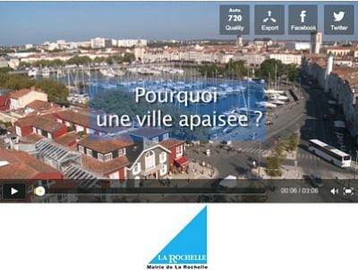 illustration de La Rochelle ville apaisée : premier atelier de concertation secteur Pampin - Laleu - La Pallice - La Rossignolette, jeudi 2 octobre 2014 à Laleu 18h30 - 21h