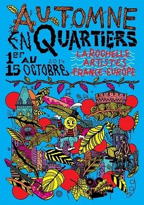 illustration de À La Rochelle et Aytré : musique, théâtre, cirque, marionnettes... Proposé par le Théâtre du Ballon Rouge jusqu'au 15 octobre 2014