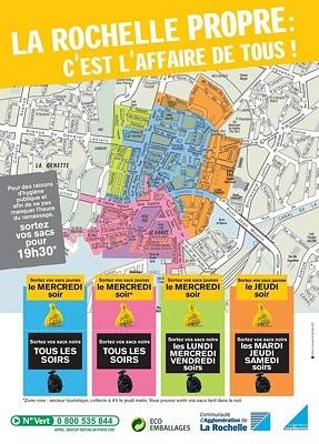 illustration de La Rochelle propre : c'est l'affaire de tous !
