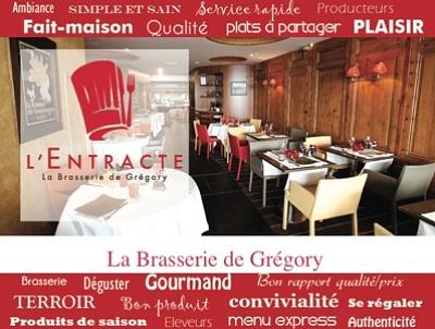 illustration de La Rochelle restaurants : l'Entracte, la nouvelle brasserie de Grégory Coutanceau