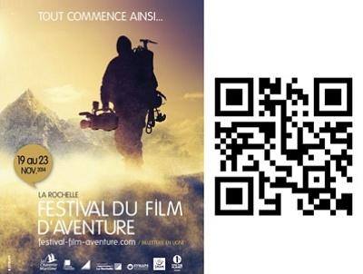 illustration de 11e édition du Festival du Film d'Aventure de La Rochelle, embarquement immédiat !
