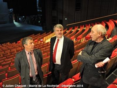 illustration de La Rochelle scène nationale : portes ouvertes pour la réouverture de La Coursive, samedi 13 décembre de 16h à 20h