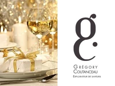 illustration de Noël à La Rochelle au restaurant ou à la maison avec Grégory Coutanceau