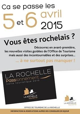 Illustration De La Rochelle 1000 Visites Gratuites Reservees Aux Ambassadeurs Rochelais Dimanche 5 Et