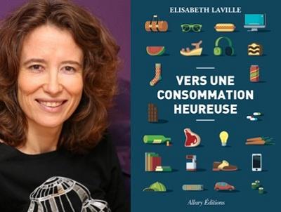illustration de Terre et initiatives à La Rochelle : Vers une consommation heureuse avec Élisabeth Laville, vendredi 10 avril à 14h