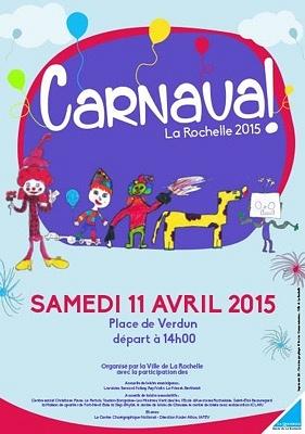 illustration de La Rochelle : Carnaval des enfants, fanfares et parade hip-hop, samedi 11 avril