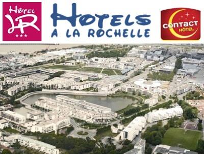 illustration de La Rochelle campus : deux hôtels à proximité de Sup de Co, l'Eigsi et l'Université