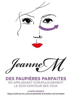illustration de La Rochelle - Paris : soin contour des yeux, les conseils de Jeanne M.
