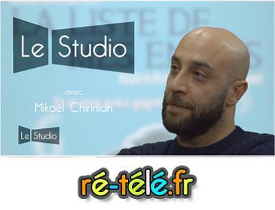 illustration de Rencontre sur l'île de Ré avec Mikaël Chirinian, acteur français qui joue la liste de ses envies