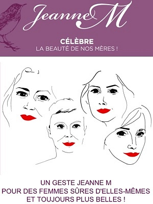 illustration de La Rochelle - Paris : Jeanne M. célèbre la beauté de toutes les mamans !