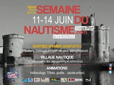 illustration de Semaine du nautisme à La Rochelle : week-end de clôture, samedi 13 et dimanche 14 juin 2015