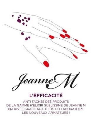 illustration de Beauté : soins anti tâches, efficacité testée pour H'Elixir Sublissime de Jeanne M