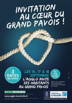 illustration de Visiter gratuitement le Grand Pavois de La Rochelle 2015 : l'Agglo invite les habitants du territoire !