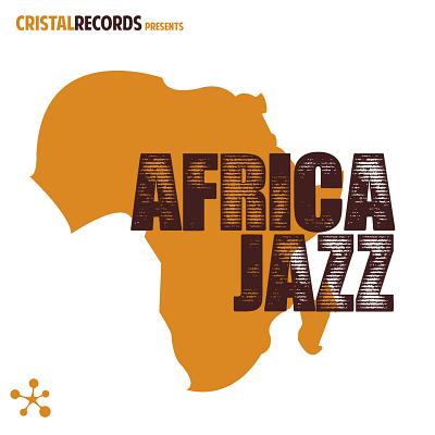 illustration de La compilation Africa Jazz disponible dans les bacs