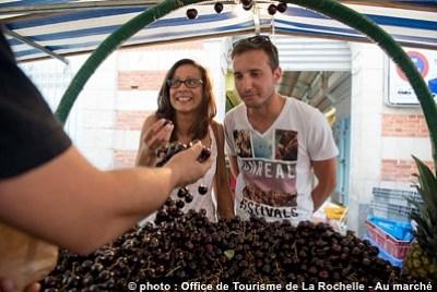 illustration de Parcours saveurs à la Rochelle :  nouvelle visite guidée et gourmande les mardis 20 et 27 octobre à 10h
