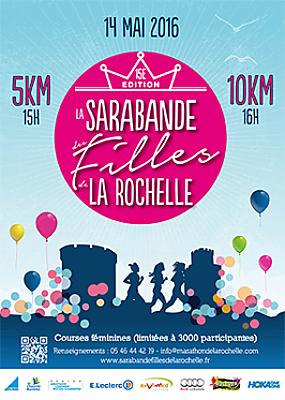 illustration de Sport féminin : la Sarabande des Filles de La Rochelle, 14 mai 2016